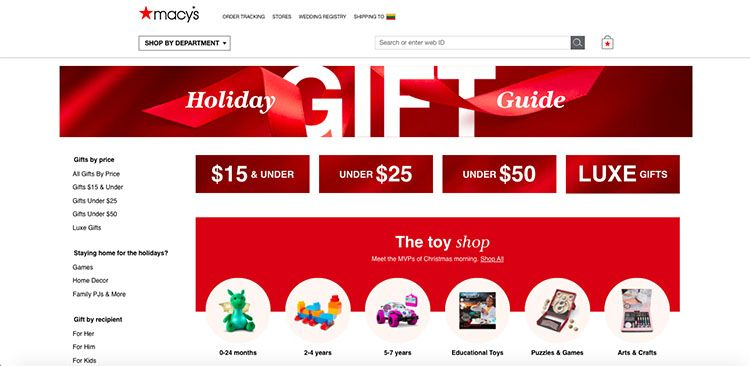 Holiday e-commerce strategy: prepare your promotion ideas